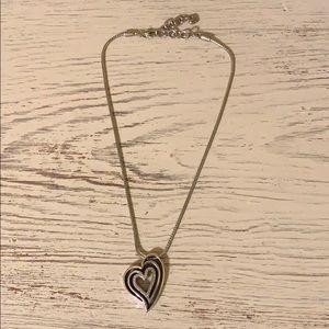 Brighton Jewelry - Brighton heart necklace